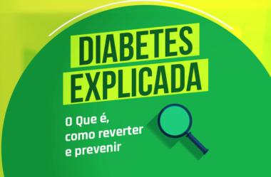 TRIBO FORTE #079 – DIABETES EXPLICADA – O QUE É, COMO REVERTER E PREVINIR