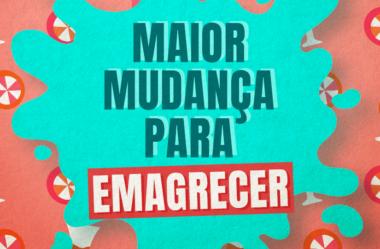 TALVEZ A MAIOR MUDANÇA PARA EMAGRECER (15 EXEMPLOS)
