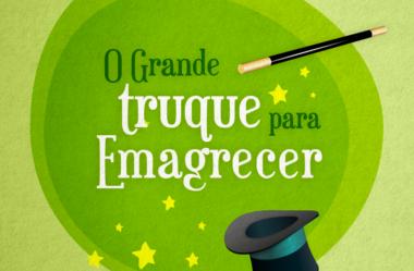 O GRANDE TRUQUE PARA EMAGRECER (SIMPLES!)