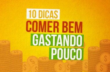 ALIMENTOS BARATOS PARA EMAGRECER COMENDO BEM (10 DICAS)