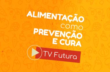PAPO RÁPIDO SOBRE ALIMENTAÇÃO NA TV CULTURA