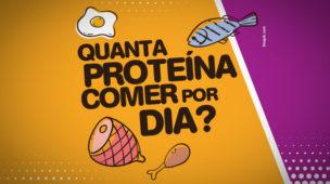 Quanta proteina comer por dia