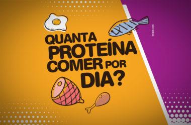 QUANTA PROTEÍNA COMER POR DIA?| GUIA DEFINITIVO