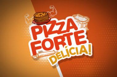 [RECEITA] COMO FAZER A PIZZA FORTE | MASSA DE FRANGO