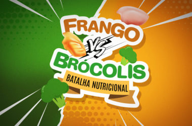 PEITO DE FRANGO VS BRÓCOLIS | BATALHA NUTRICIONAL