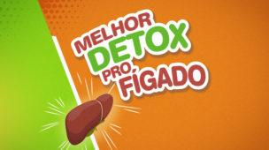 Limpar fígado gordo, detox do figado
