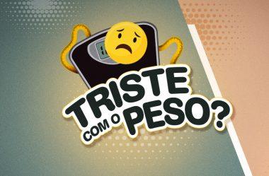 COMO LIDAR COM O SOBE E DESCE DO PESO?