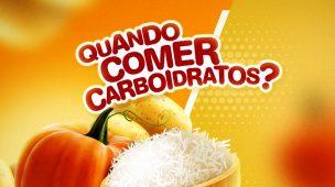 Comer carboidratos e se dar bem