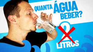 Quanta água beber por dia
