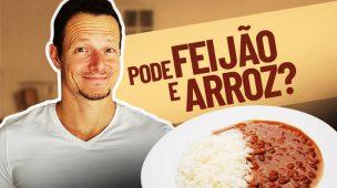 Feijao e arroz na dieta