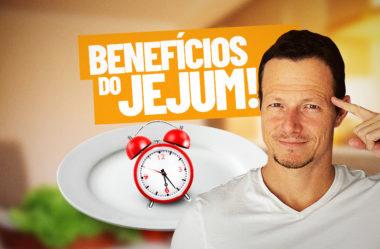 JEJUM INTERMITENTE POR 2 MESES EMAGRECE E MANTEM MUSCULOS