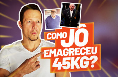 A DIETA DO JÔ SOARES | COMO ELE PERDEU 45KG