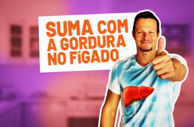 ELIMINANDO RÁPIDO A GORDURA NO FÍGADO COM 1 MUDANÇA NATURAL