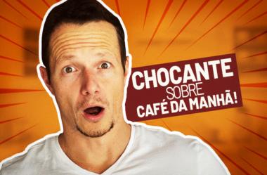 PULAR O CAFÉ DA MANHÃ É SAUDÁVEL? EMAGRECE? ENGORDA?