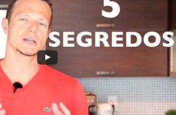 5 SEGREDOS PODEROSOS PARA ATINGIR SEUS OBJETIVOS DE EMAGRECIMENTO