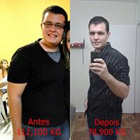 Caso De Sucesso – Adilton (34 kg a menos!)