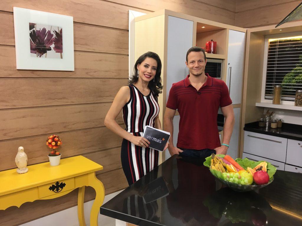 Rodrigo Polesso TV Record alimentação saudável