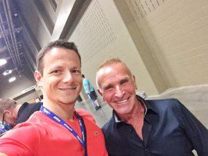 Rodrigo Polesso e Dr. Jonny Bowden