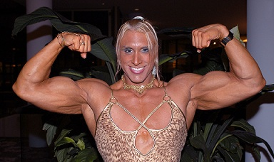 Meninas, musculação não deixa ninguém parecendo homem!