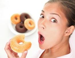 Comparação: O Que Acontece Quando Comemos Demais