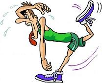 Corrida e outros exercícios aeróbicos? Má idéia!