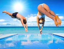 nadadoresEmergulhadores
