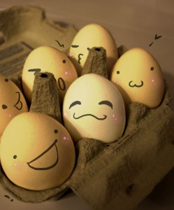 ovos felizes