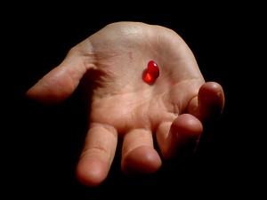 pilula vermelha