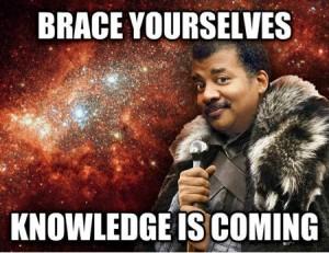 Se segure, o conhecimento vem vindo =P