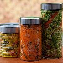 vegetal fermentado